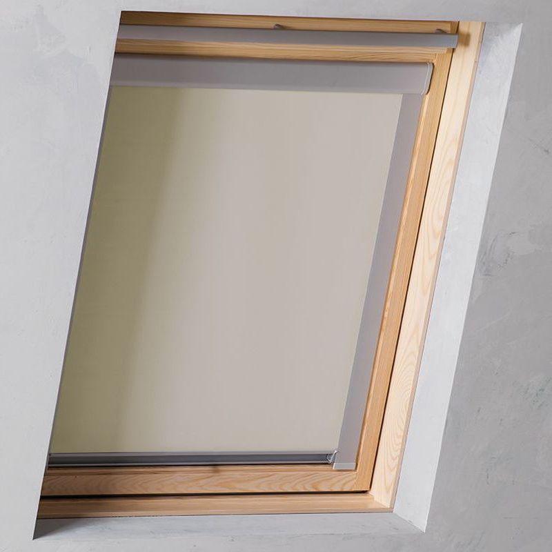 dachfenster rollo velux ggl gpl gtl verdunkelungsrollo thermorollo verdunkelung ebay. Black Bedroom Furniture Sets. Home Design Ideas